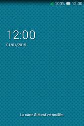 Alcatel Pixi 3 (3.5) - Téléphone mobile - Comment effectuer une réinitialisation logicielle - Étape 6