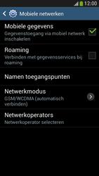 Samsung I9195 Galaxy S IV Mini LTE - Netwerk - Handmatig netwerk selecteren - Stap 9