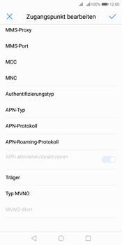 Huawei Y7 (2018) - MMS - Manuelle Konfiguration - Schritt 11