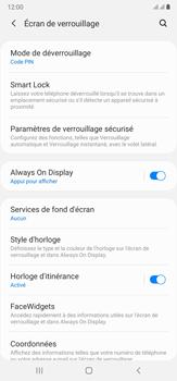 Samsung Galaxy Note20 Ultra 5G - Sécuriser votre mobile - Activer le code de verrouillage - Étape 13