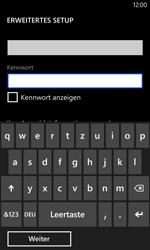 Nokia Lumia 1020 - E-Mail - Manuelle Konfiguration - Schritt 9