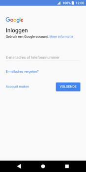Sony Xperia XZ2 - E-mail - Handmatig instellen (gmail) - Stap 9