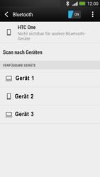 HTC One - Bluetooth - Verbinden von Geräten - Schritt 6