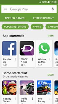 Samsung Galaxy J7 (2016) (J710) - apps - account instellen - stap 21