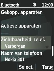 Nokia 301-1 - bluetooth - aanzetten - stap 9