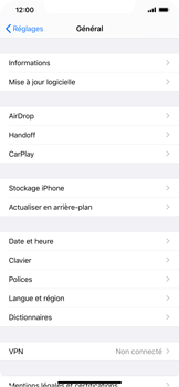 Apple iPhone XS Max - iOS 13 - Applications - Comment désinstaller une application - Étape 4