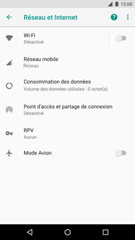 Huawei Nexus 6P - Android Oreo - MMS - configuration manuelle - Étape 6