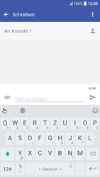 HTC 10 - MMS - Erstellen und senden - 1 / 1