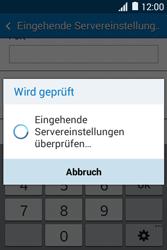 Samsung G130HN Galaxy Young 2 - E-Mail - Konto einrichten - Schritt 12