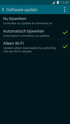Samsung G800F Galaxy S5 Mini - Software update - update installeren zonder PC - Stap 6