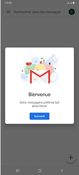 Samsung Galaxy A70 - E-mails - Ajouter ou modifier votre compte Gmail - Étape 14