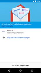 LG Nexus 5X - Android Oreo - E-mail - e-mail instellen (yahoo) - Stap 13