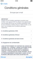 Apple iPhone 6 iOS 8 - Premiers pas - Créer un compte - Étape 30