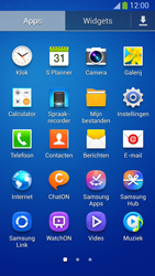 Samsung I9295 Galaxy S IV Active - SMS - Handmatig instellen - Stap 3