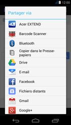 Acer Liquid Jade - Internet - Navigation sur Internet - Étape 20
