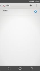 Sony Xperia Z2 - Internet e roaming dati - Configurazione manuale - Fase 8