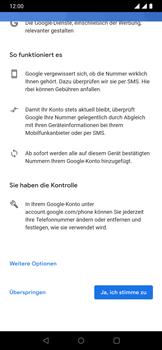 OnePlus 6T - Apps - Konto anlegen und einrichten - 15 / 22