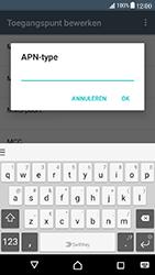 Sony Xperia X Compact (F5321) - Internet - Handmatig instellen - Stap 15