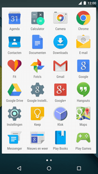 Motorola Nexus 6 - Internet - Handmatig instellen - Stap 3