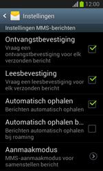 Samsung S7390 Galaxy Trend Lite - MMS - probleem met ontvangen - Stap 8