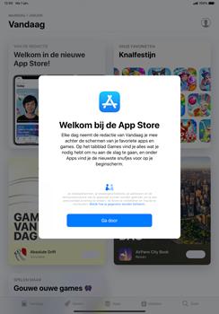 Apple ipad-pro-11-inch-2018-model-a1934 - Applicaties - Downloaden - Stap 3