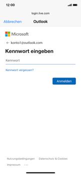 Apple iPhone 11 Pro - iOS 14 - E-Mail - 032c. Email wizard - Outlook - Schritt 7