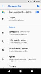 Sony Xperia XA2 - Aller plus loin - Gérer vos données depuis le portable - Étape 12
