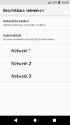 Sony Xperia X Compact - Android Oreo - Netwerk - gebruik in het buitenland - Stap 12