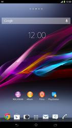 Sony C6833 Xperia Z Ultra LTE - MMS - automatisch instellen - Stap 3