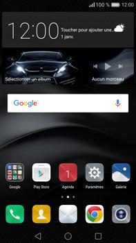 Huawei Mate 8 - Internet - Configuration manuelle - Étape 2