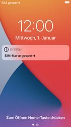 Apple iPhone SE - iOS 14 - Internet und Datenroaming - Manuelle Konfiguration - Schritt 13