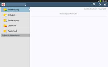 Samsung P5220 Galaxy Tab 3 10-1 LTE - E-Mail - Konto einrichten - Schritt 4