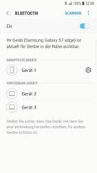 Samsung Galaxy S7 Edge - Bluetooth - Geräte koppeln - 0 / 0