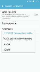 Samsung J510 Galaxy J5 (2016) - Netzwerk - Netzwerkeinstellungen ändern - Schritt 6