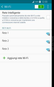 Samsung Galaxy Note Edge - WiFi - Configurazione WiFi - Fase 6