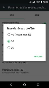 Acer Liquid Z630 - Réseau - Activer 4G/LTE - Étape 8