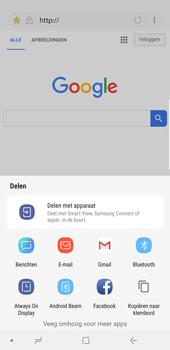Samsung Galaxy S9 Plus (SM-G965F) - Internet - Hoe te internetten - Stap 19