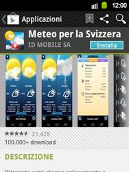 Samsung Galaxy Y - Applicazioni - Installazione delle applicazioni - Fase 14