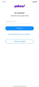 OnePlus 7T - E-mails - Ajouter ou modifier votre compte Yahoo - Étape 8