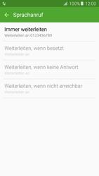Samsung G903F Galaxy S5 Neo - Anrufe - Rufumleitungen setzen und löschen - Schritt 12