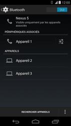 LG D821 Google Nexus 5 - Bluetooth - connexion Bluetooth - Étape 10