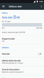 Nokia 3 - Internet e roaming dati - Come verificare se la connessione dati è abilitata - Fase 5