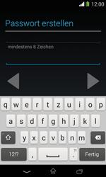 Sony Xperia E1 - Apps - Konto anlegen und einrichten - 12 / 23