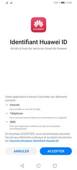 Huawei Y6P - Applications - Créer un compte - Étape 11