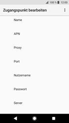 Sony Xperia XZ - Internet - Apn-Einstellungen - 11 / 38