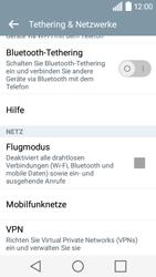 LG Leon 3G - MMS - Manuelle Konfiguration - 6 / 21