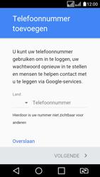 LG K4 (2017) (M160) - Applicaties - Account aanmaken - Stap 13