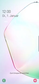 Samsung Galaxy Note 10 - Gerät - Einen Soft-Reset durchführen - Schritt 6