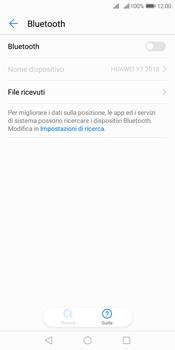 Huawei Y7 (2018) - Bluetooth - Collegamento dei dispositivi - Fase 5