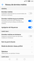 Huawei P10 Lite - Internet - Désactiver les données mobiles - Étape 6